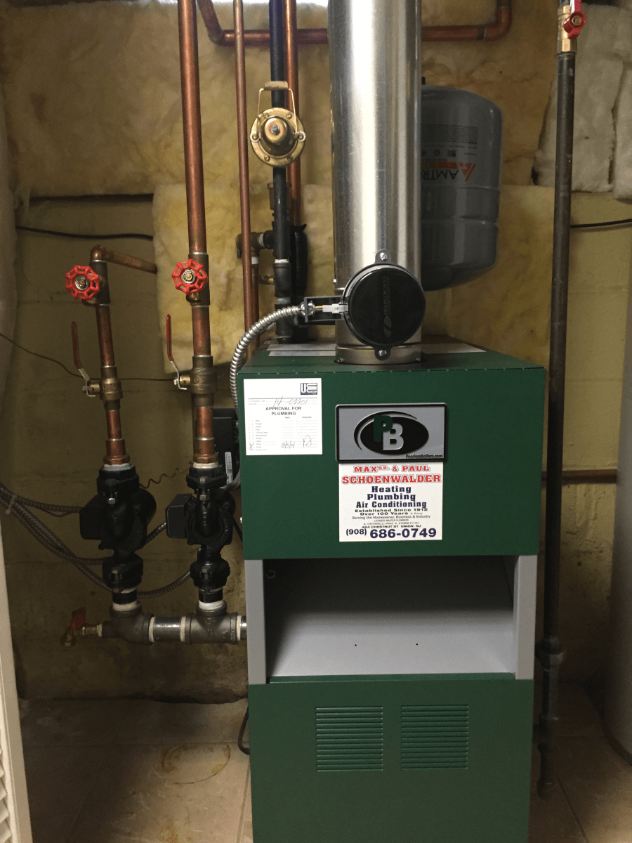 Boiler Systems Amp Service In Union Nj Max Sr Amp Paul