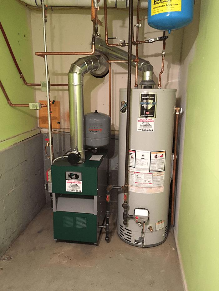 tank water heaters & service in union, nj | max sr. & paul