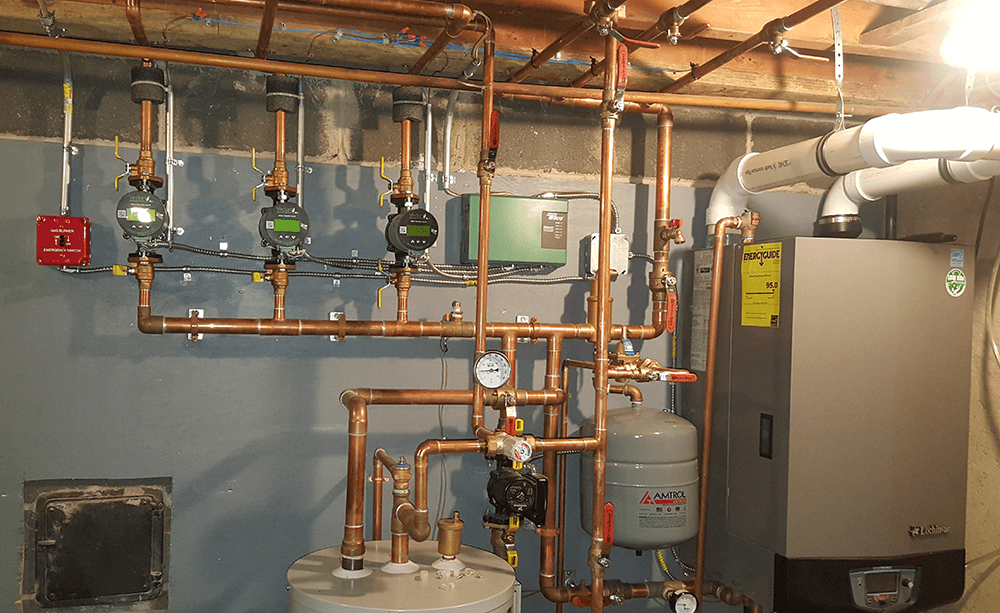 Boiler Systems Amp Service In Union Nj Max Sr Amp Paul